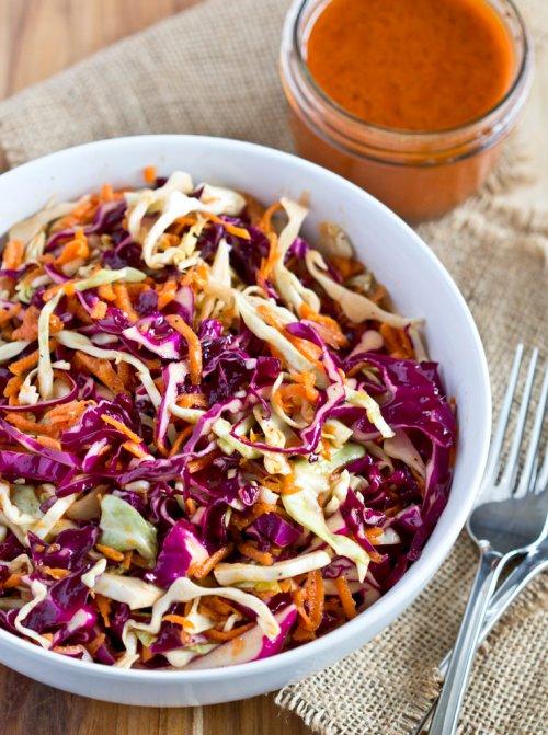 Ensalada de col zanahoria y semillas centro integral for Como cocinar col lombarda